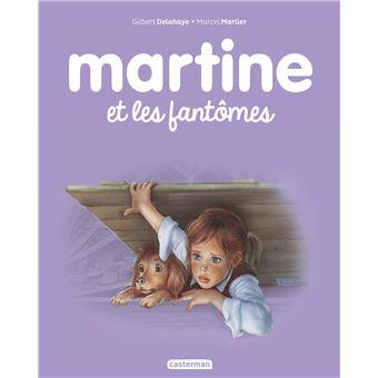 MartineMartine et les fantômes