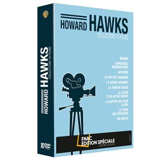 Coffret Hawks 10 films Edition spéciale Fnac DVD