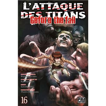 L'attaque des TitansBefore the Fall