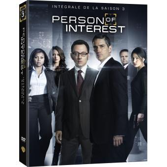 Person of InterestCoffret intégral de la Saison 3 DVD