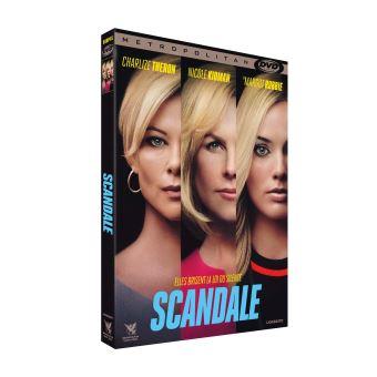 Scandale DVD
