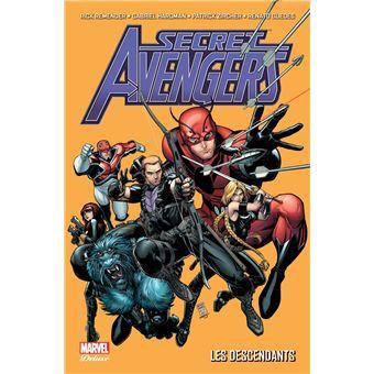 AvengersSecret Avengers par Remender