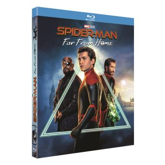 Spider-ManSpider-Man : Far From Home Blu-ray