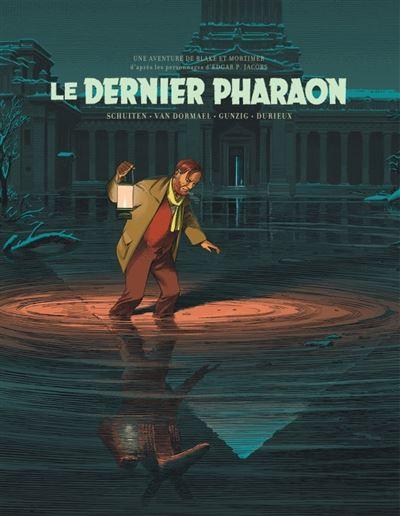 Le Dernier Pharaon - Le Dernier Pharaon (NB bibliophile)