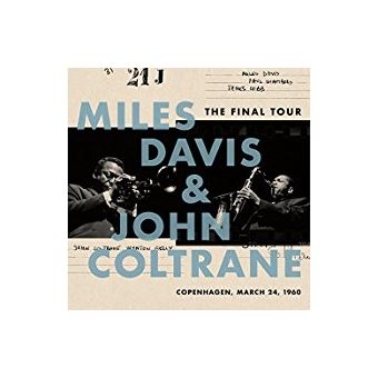 The Final Tour Copenhagen March 24 1960 Inclus coupon MP3