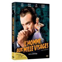 L'Homme aux mille visages DVD