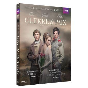 Guerre et PaixGuerre et Paix Blu-ray