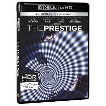 Le Prestige 4K Ultra HD + Blu-ray