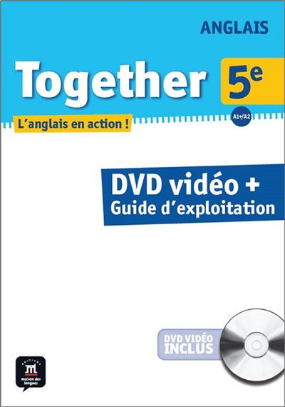 Together 5e - pack dvd