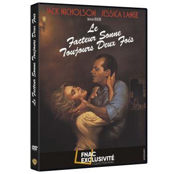 Le Facteur sonne toujours deux fois Exclusivité Fnac DVD