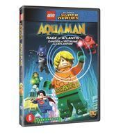 Lego DC Super Heroes Aquaman DVD