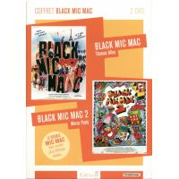 Coffret Black Mic Mac DVD