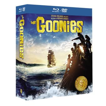 Les Goonies Combo Blu-Ray + DVD Edition Collector