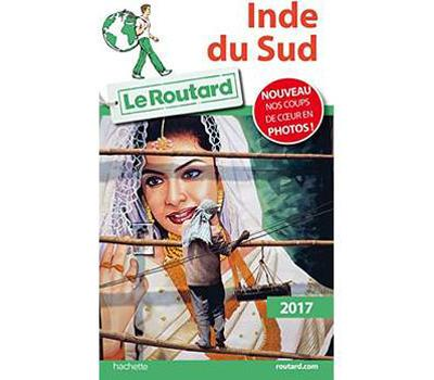 Guide du Routard Inde du Sud 2017