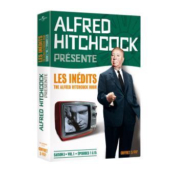 Alfred Hitchcock présenteAlfred Hitchcock présente Les inédits Saison 3 Volume 1 - DVD