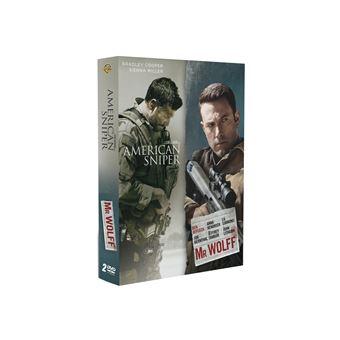 Coffret American Sniper Mr. Wolff DVD