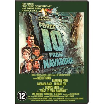 FORCE 10 FROM NAVARONE-BIL