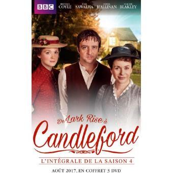 Lark Rise to CandlefordDe Larkrise à Candleford Saison 4 DVD