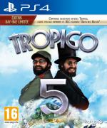 Tropico 5 Edition Day One PS4