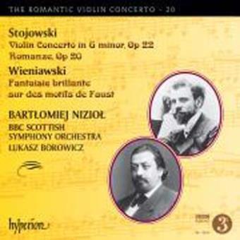 Romantic Violin Concerto Vol.20