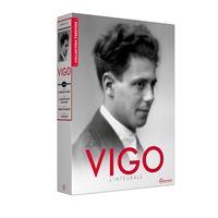 Coffret Prestige Vigo Intégrale DVD