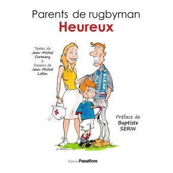 Parents De Rugbyman Heureux