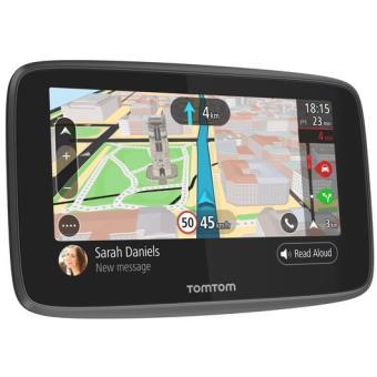 TomTom GO5200 Lifetime World Maps + Traffic GPS