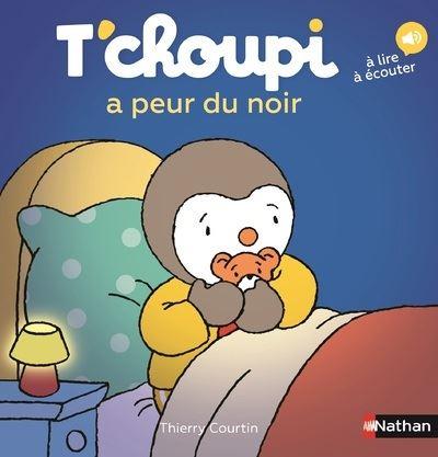 T'choupi - Tome 61 : T'choupi a peur du noir