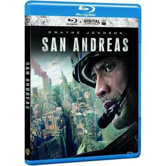 San Andreas Blu-ray