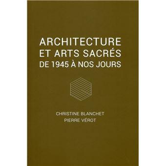 Architecture et arts sacrés