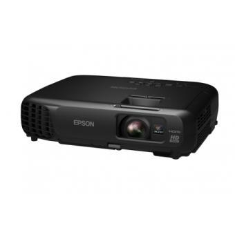 Vidéoprojecteur EPSON EHTW490 NOIR 3000ANSI LUMENS