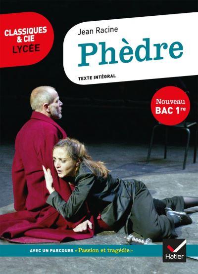 Phèdre - Suivi du parcours « Passion et tragédie » - 9782401056565 - 2,49 €