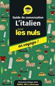 Pour les nuls - L'italien pour les Nuls en voyage - Edition 2017-18