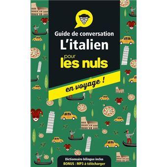 Pour les nulsL'italien pour les Nuls en voyage - Edition 2017-18