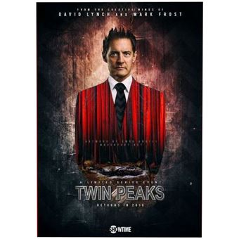 Twin Peaks The ReturnTwin Peaks: The Return Saison 3 Edition Fnac Blu-ray
