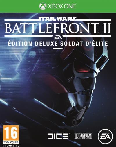 Star Wars Battlefront II Elite Trooper Edition Deluxe Xbox One