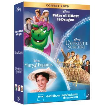 Coffrets Classiques Disney Edition spéciale Fnac DVD