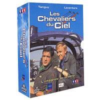 Les Chevaliers du Ciel - Coffret intégral de la Série