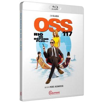 OSS 117 Rio ne répond plus Blu-ray