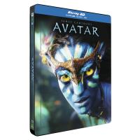 Avatar - Combo Blu-Ray 3D Steelbook Lenticulaire