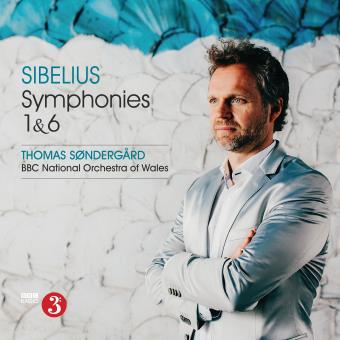 SIBELIUS SYMPHONIES 1 AND 6