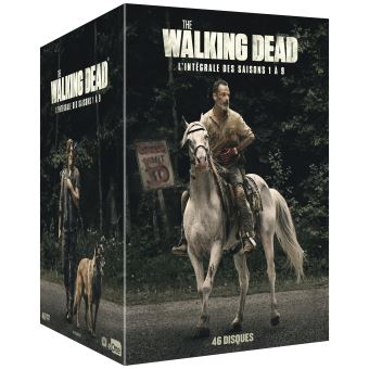 The Walking DeadCoffret The Walking Dead Saisons 1 à 9 DVD