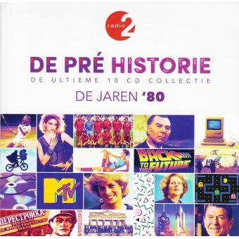 De pre historie de jaren 80