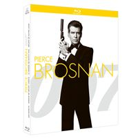 Coffret Pierce Brosnan La Collection James Bond 007 4 Films Blu-ray