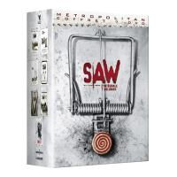 Coffret Saw Saisons 1 à 7 DVD