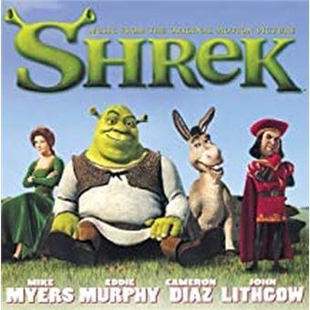 Shrek - the 2001 film