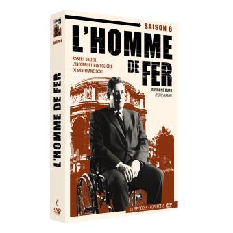 L'Homme de ferL'Homme de fer Saison 6 DVD