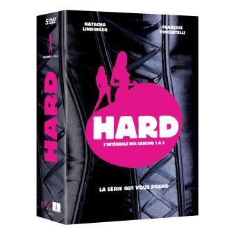 HardCoffret Hard Saisons 1 à 3 DVD
