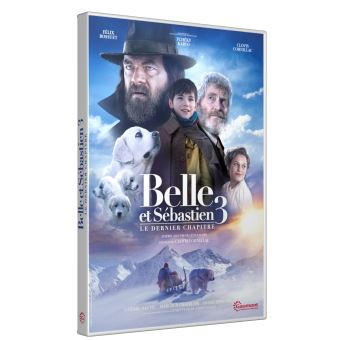 belle et s bastien belle et s bastien 3 le dernier chapitre dvd dvd zone 2 clovis cornillac. Black Bedroom Furniture Sets. Home Design Ideas