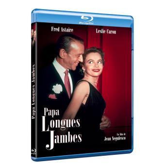 Papa longues jambes Blu-Ray